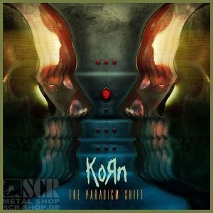 KORN - The Paradigm Shift [Ltd.CD+DVD]<br>(DCD)